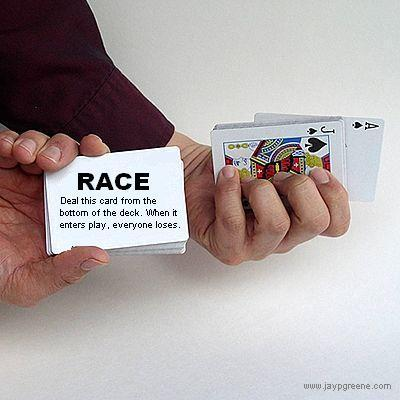 Race Card w watermark