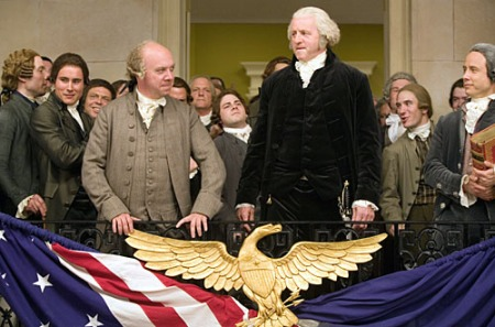 Adams & Washington