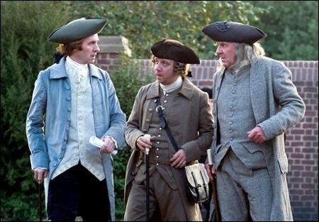 Jefferson, Adams & Franklin