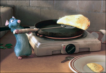 Ratatouille Movie Part 1
