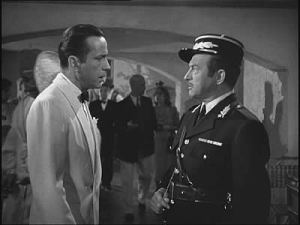 Casablanca - Shocked!
