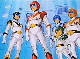 voltron team (original)