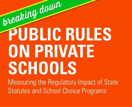 Public Rules on Private Schools