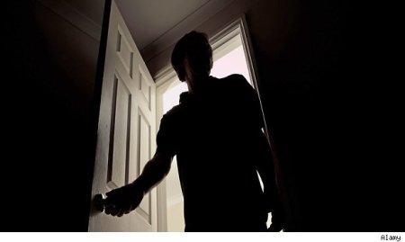 Sneaking in back door