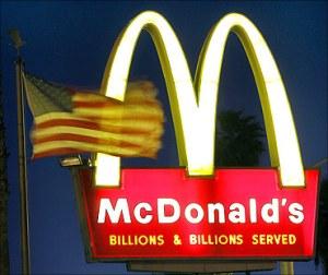 McDonalds billions
