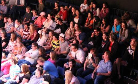 T2 audience