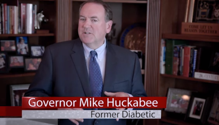 Shameless Huckabee