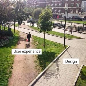 Design vs Experience