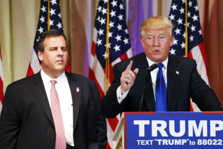 Christie soulless stare