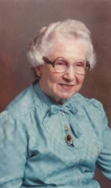 Undated photo of Mildred Day -- for Famous Iowans column Sept. 30, 2012. (Special to the Register)
